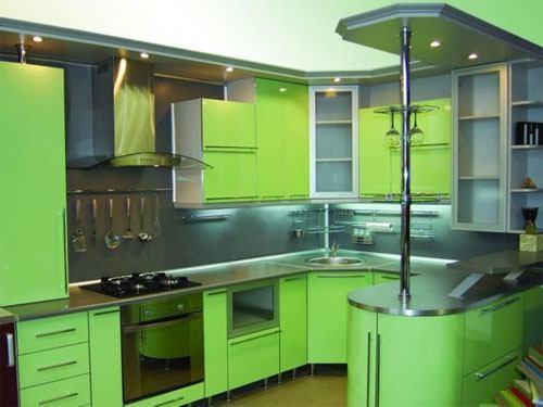 Мебель для кухни в Владивостоке